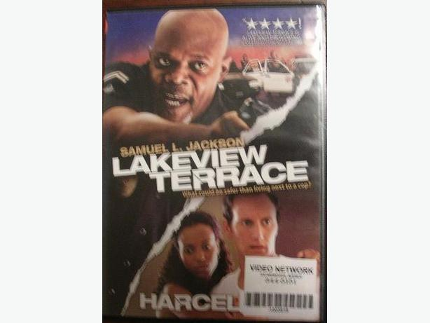 Lakeview Terrace - Samuel L. Jackson - DVD
