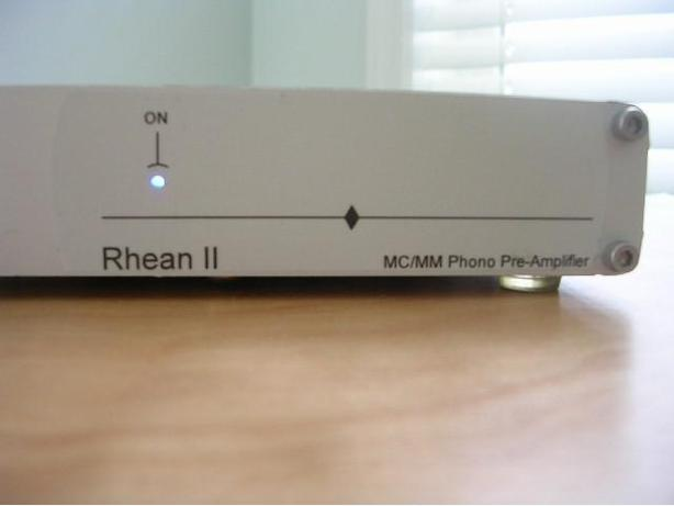 Mono-blok Buffered Phono Stage MC/MM, Price reduced again