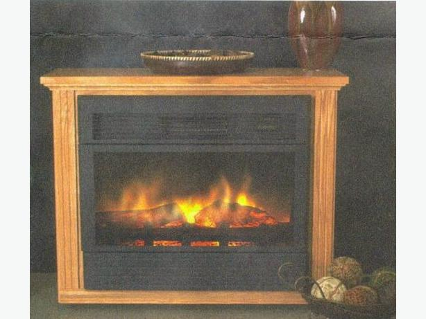 fireless fireplace summerside pei