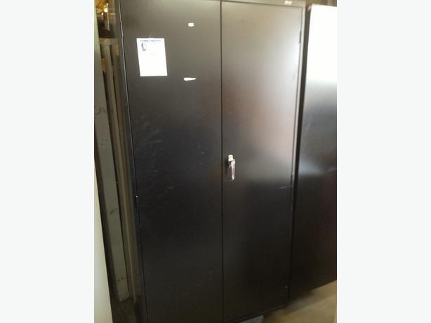 Storage Cabinets 2 door.