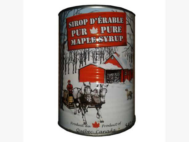 Pure Maple syrup from producer in Quebec Canada #1