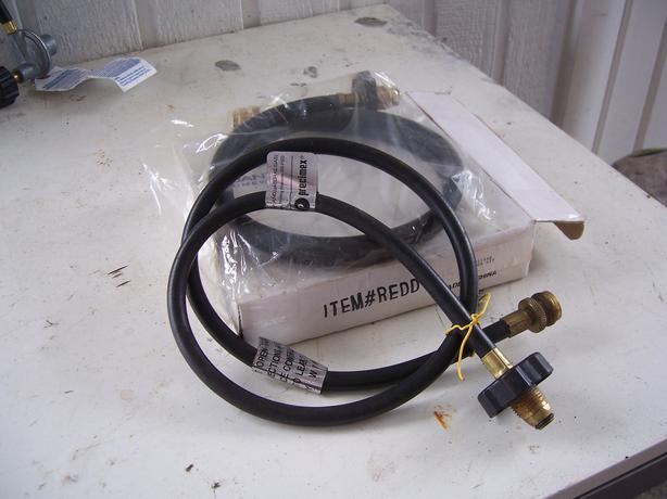 Adapter Kit (BBQ Hose)