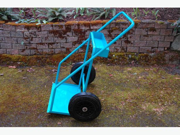 Welding Cylinder Cart