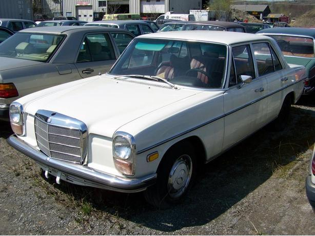 1962-1993 Mercedes-Benz Many various models