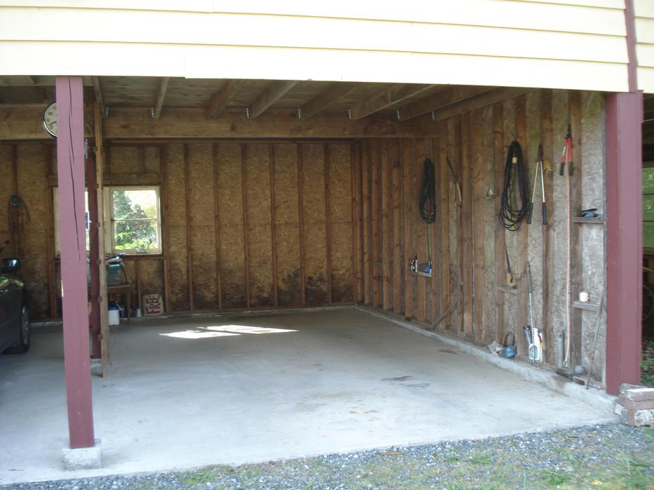 garage space available for rent courtenay comox valley