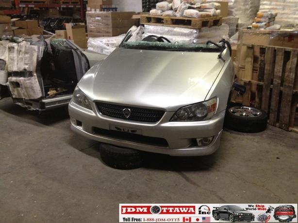 Jdm Rhd Toyota Altezza Front Clip Lexus Is Is200 Is300