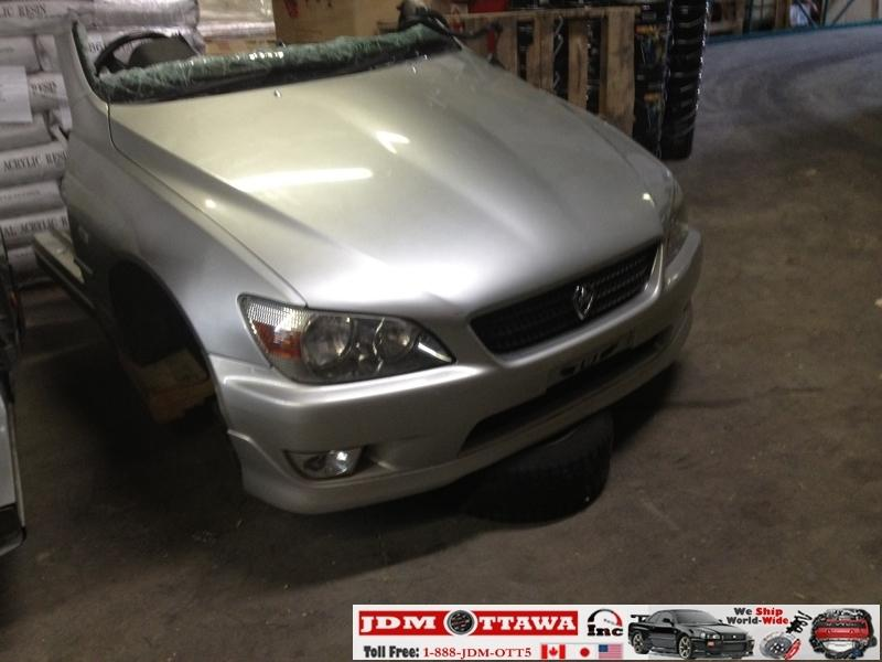 Salmon Arm Toyota >> JDM RHD Toyota Altezza Front Clip, Lexus IS, IS200, IS300 ...