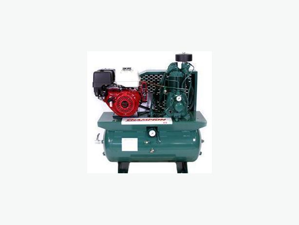 13 Hp. Gas Honda Champion Portable Air Compressor