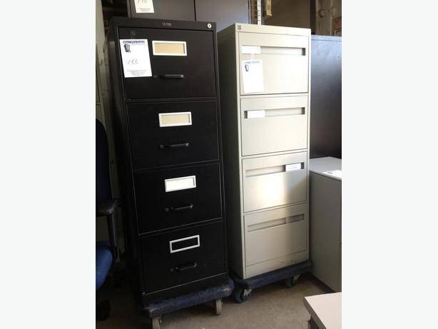 Vertical File Cabinets 4 Drawer