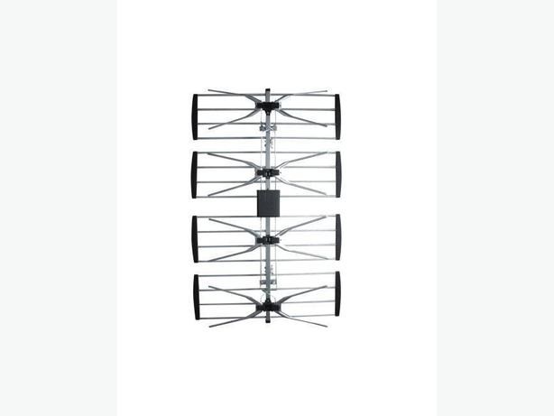 New 4 Bay Outdoor HDTV Antenna Electronics Master