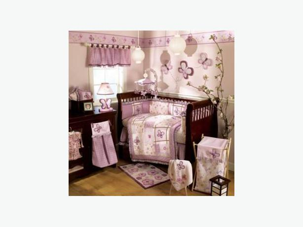 Cocalo Sugar Plum Crib Bedding Accessories Hull Sector