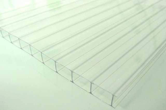 Greenhouse Solarium Twinwall Polycarbonate Sheet In 4x8