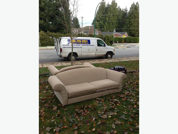 Cheap Mattress, Boxspring, Sofa, Old Furniture Removal, Junk Removal Vancouver