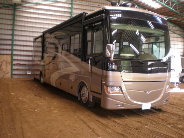 FLEETWOOD DISCOVERY 39R 2008 MOTORHOME