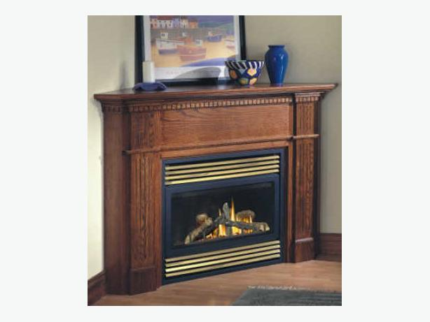 NEW NAPOLEON DIRECT VENT GAS FIREPLACE BGD 33NR