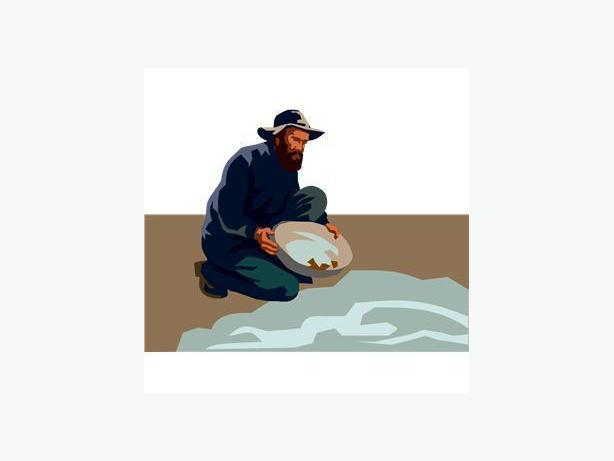 Prospecting, Gold Panning, Lapidary