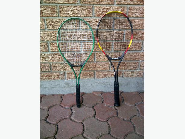 Child and Adult Tennis Raquets