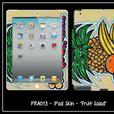 New IPad Decorative Skin Sticker