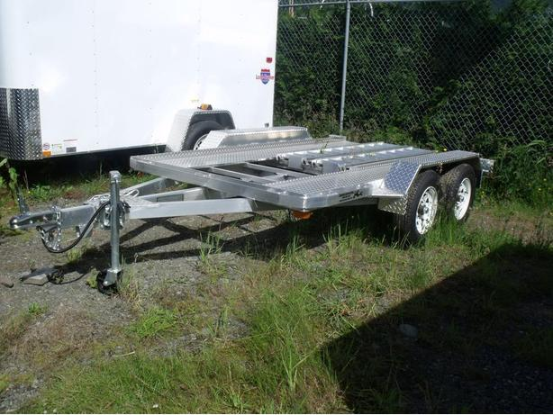 "5'5""X10' Express Custom SMART HAULER - IN STOCK"