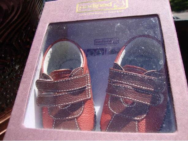 Pediped shoes for a boy or girl