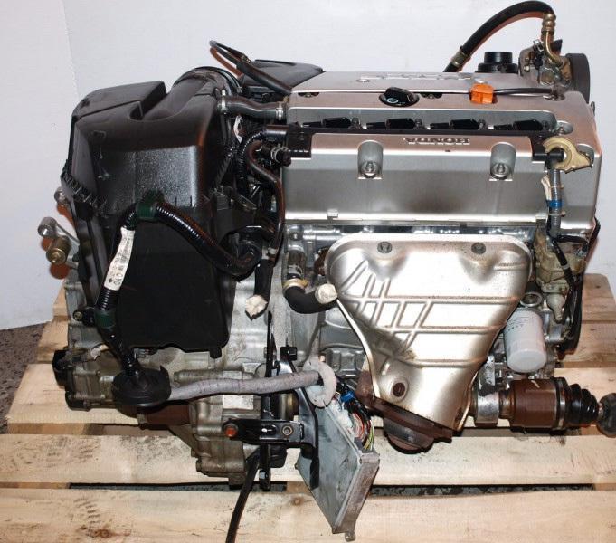 JDM Honda Integra DC5 K20A Engine, AT ECU, Acura RSX Swap