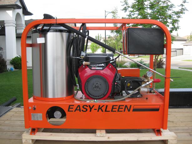 INDUSTRIAL EASY KLEEN HOT PRESSURE WASHER 5000 PSI @ 5 GPM