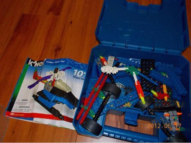 BLOCK K'NEX, , LEGO, MEGA   -   CASSELMAN