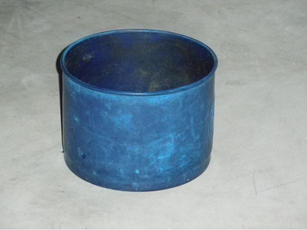 Aqua-Lung tank boot for aluminum tank