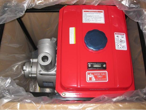 "NEW 4"" WATER PUMPS DIESEL"