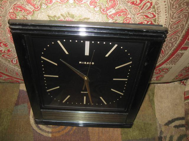 Mirado Quartz Wall Clock Central Ottawa (inside greenbelt ...