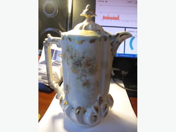 Limoges Tea Pot