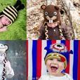 Crochet Animal Hats, Monster hats, Photo Props & Crochet Patterns