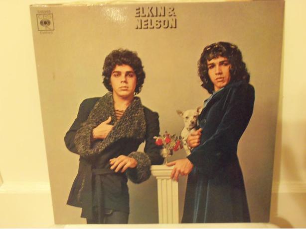 LPs by Franco Zeffirelli, Waldo De Los Rios, Elkin & Nelson