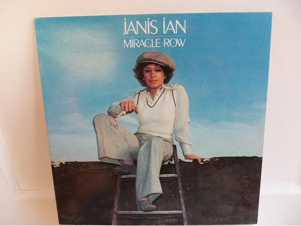 LPs by Janis Ian, Cooper Brothers, Peter Nero, Ohio Players, Ian and Sylvia