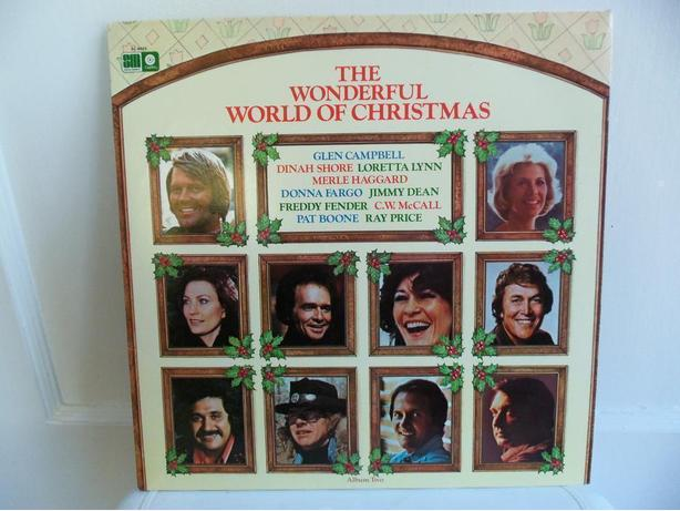 Christmas LPs  -  Various Artists