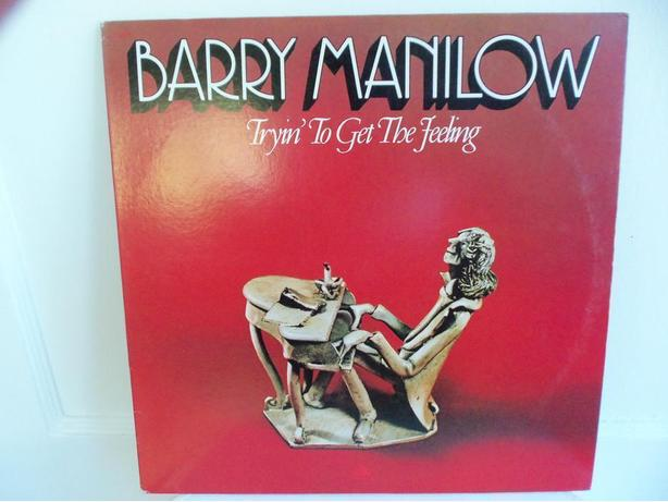 LPs by Neil Sedaka and Barry Manilow