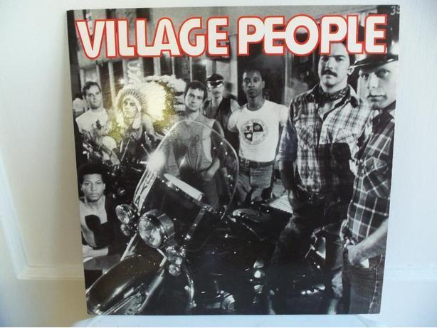 Miscellanious LPs  -  Village People, Donna Summer