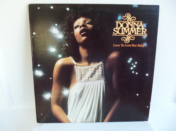LP by Donna Summer