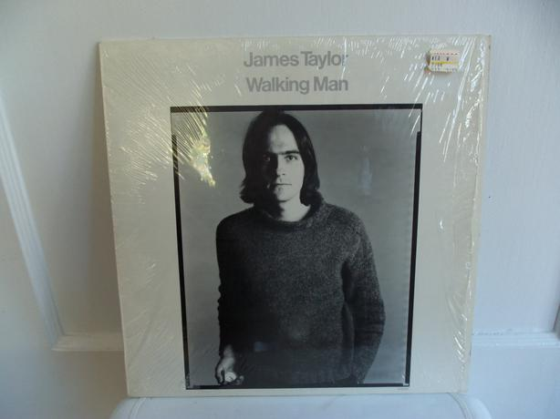 LPs by James Taylor