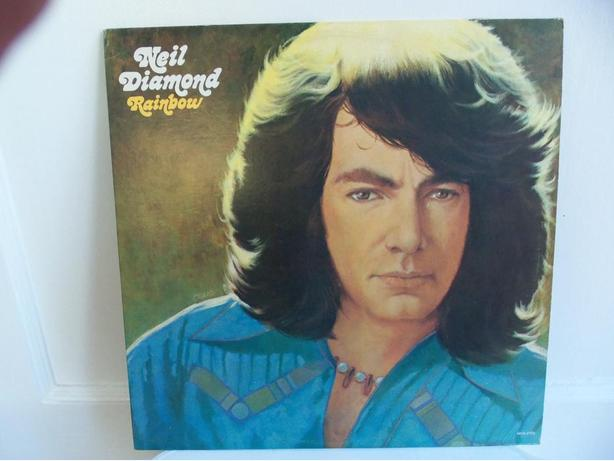 LPs by Neil Diamond, Gene Pitney