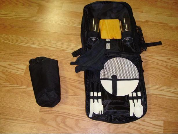 BUM Equipment Camping Backpack Knapsack - Excellent Condition!