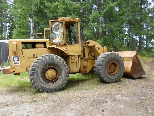 966 C Rubber Tire Loader