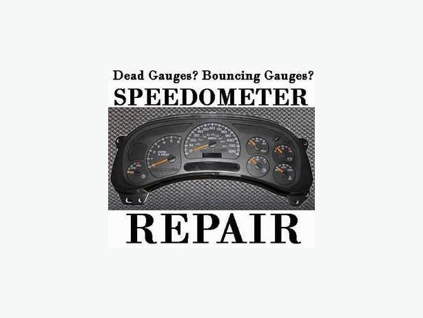 Speedometer Repair mobile service!