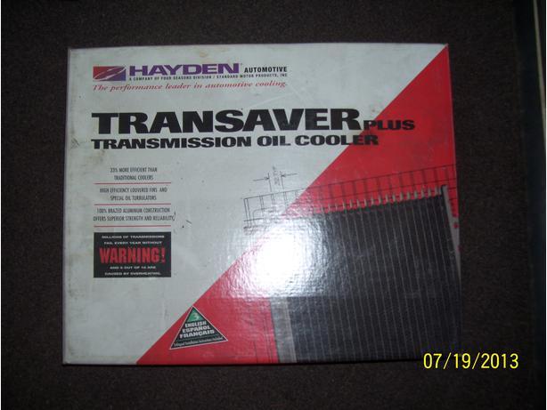 Hayden Transaver Trans-Cooler 0C-1679 oil cooler Dodge Toyota Ford Chev