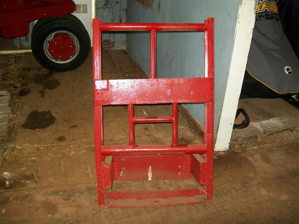 Tractor Grill Guard For Trailer : Tractor grille guard cornwall pei