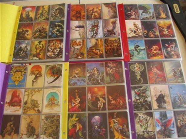 Collectible Art Cards