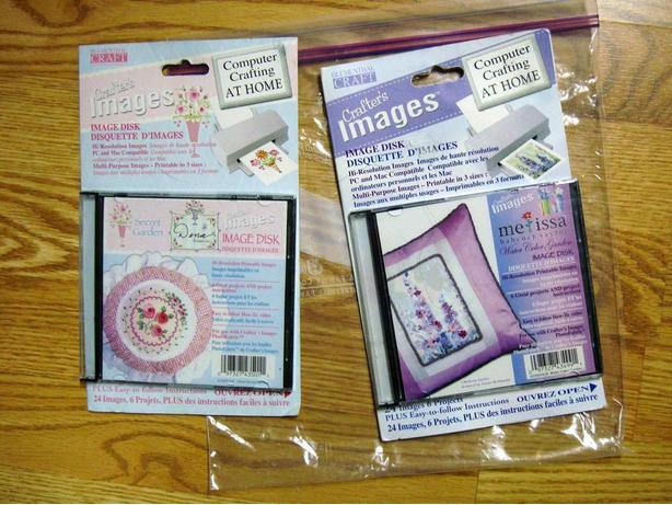 Brand New Crafter's Images Set - Excellent Condition! $2 each