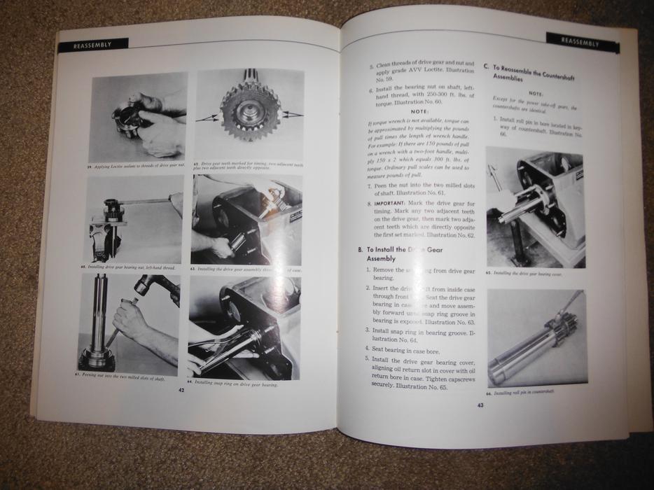 eaton fuller fro16210c service manual