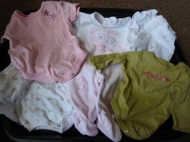 0 - 3 months clothes