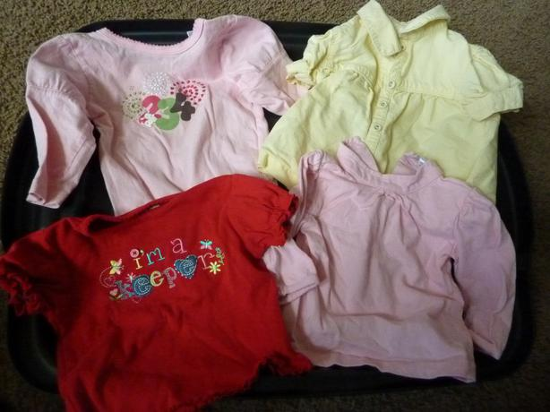 Size 12 months / 1 year Shirts